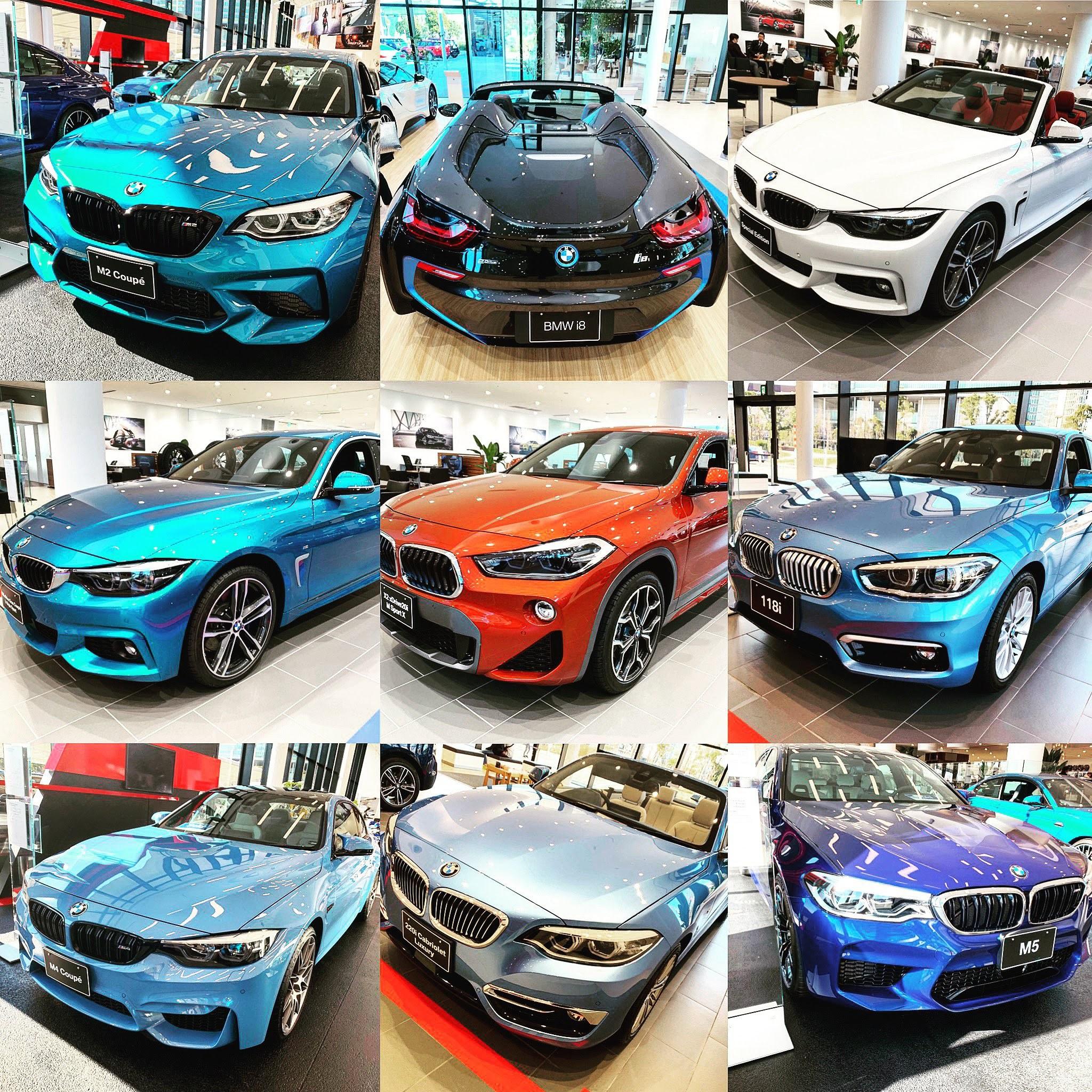 2019年初BMW GROUP Tokyo Bayへ行ってきました^^展示車紹介&BMWやMINI福袋も。