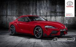 新型スープラの偽装なしの新たなフロントとリア画像がまたリーク!BMWのパーツカタログ情報サイトにも既に掲載済み!?