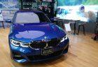 日本最速!本日からBMW新型3シリーズセダン(G20)「330i M Sport」ポルティマオブルーの展示車がBMW GROUP TERRACEで実車が見られます^^