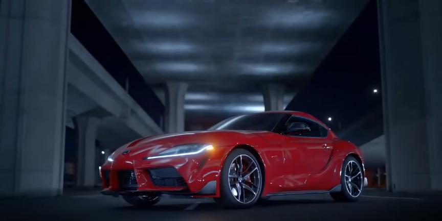新型スープラ初披露前に今度はトヨタ自動車メキシコが偽装なしのプロモーション動画をうっかりTwitterに投稿してしまう。。。