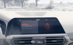 BMW新型3シリーズに搭載されるAI音声会話システムの呼びかけは「OK,BMW」から好きな名前に変更可能^^音声認識プラットホームは何処製?