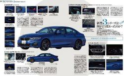 ル・ボラン最新刊4月号はBMW新型3シリーズ(G20)特集!本日発売で電子版で早速読んでみました^^