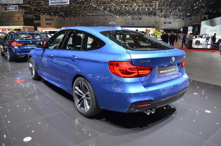 BMW3シリーズGT(グランツーリスモ)[F34]後継モデルなしで廃止・生産終了へ。売れなかった原因は?