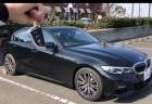BMW新型3シリーズのコンフォートアクセスはもはやドアハンドルに触れる必要もなし!動画あり^^&リレーアタック対応済み!
