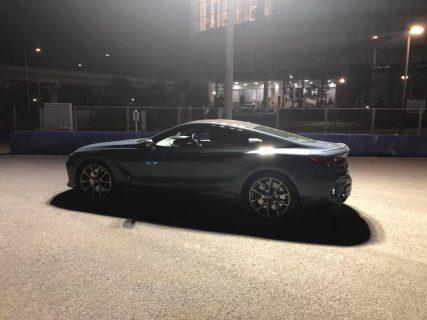 新型BMW8シリーズの試乗車がBMW Group Tokyoに登場!