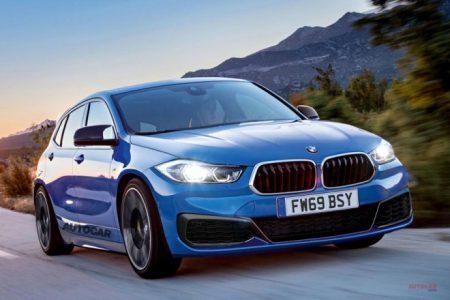 FF化されたBMW次期型新型1シリーズ(F40)は今年9月に発表!日本での発売時期は?BMWの調査によると1シリーズの購買層の多くは駆動方式について気にしない??