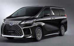 レクサス初ミニバン新型「LM300h」がワールドプレミア!日本での発売は?
