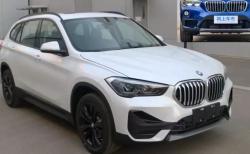 BMW X1のLCI偽造なしのフェイスリフト後の写真・画像がリーク!?