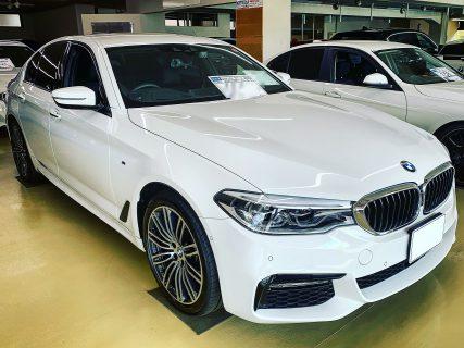 【次期愛車選び】BMW5シリーズ(G30,G31)編^^
