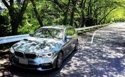 箱根へドライブ旅行に行ってきました^^箱根ターンパイクを愛車BMW G31で駆け抜ける歓び♪天山湯治郷や彫刻の森美術館で癒やされてきました^^