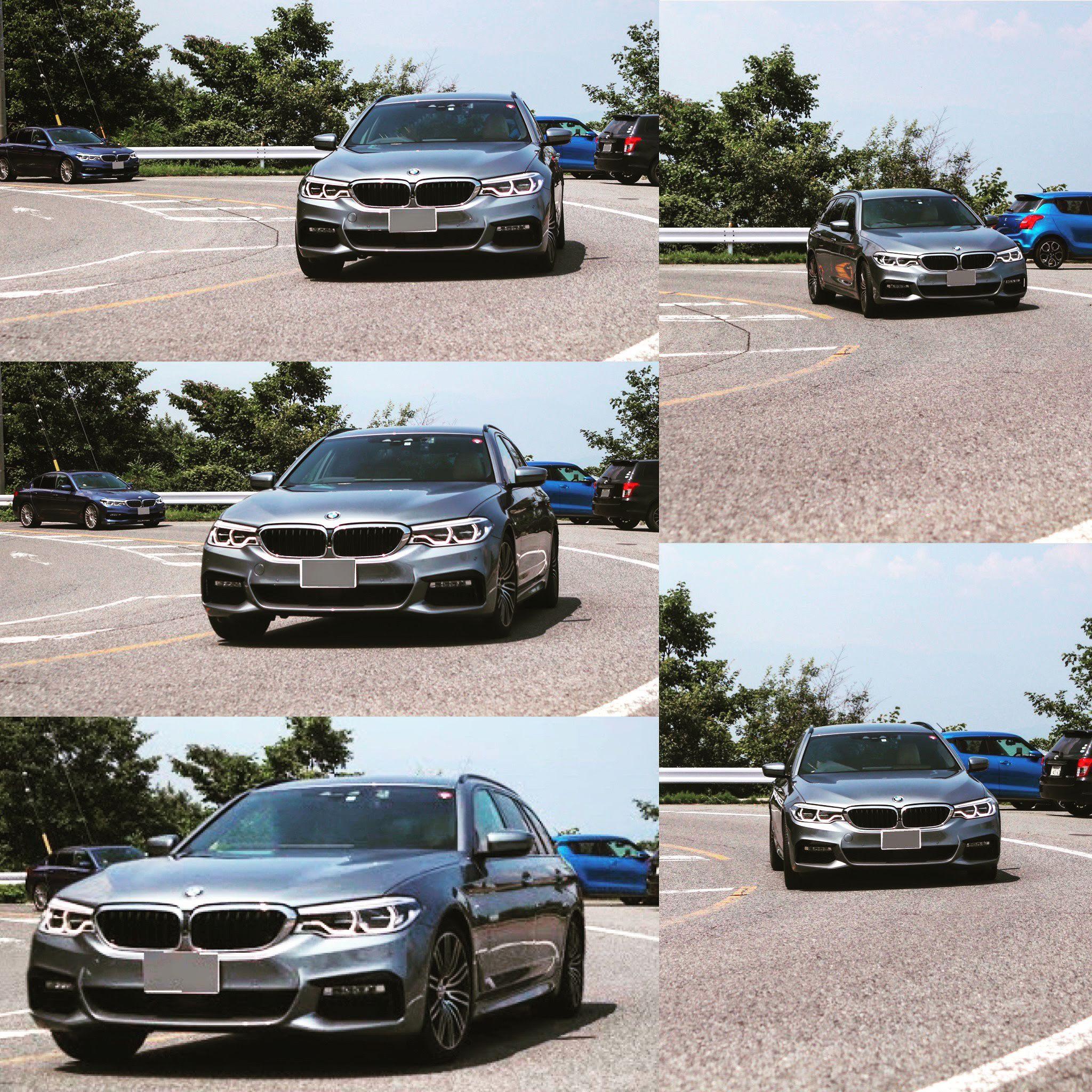 榛名山うどんツーリングオフ!撮影班の皆様から愛車BMM G31の素敵な走行写真を頂きました(^^)