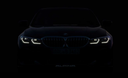 BMW New Alpina B3 Touring Teased Ahead Of Frankfurt