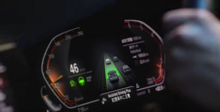 【続報】新型3シリーズのハンズ・オフ機能アップデート時のACC完全停止後の自動再発進挙動について^^