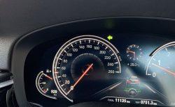 BMW5シリーズツーリング(G31-530i)の航続可能距離について