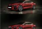 新型BMWコンセプト4シリーズクーペと新型アルピナB3ツーリングが初公開!「超大型キドニーグリル」vs「正統派」対象的なデザインですね^^;