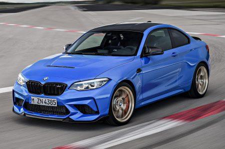最強のM2!「BMW M2CS」オフィシャルフォトがリーク!M2コンペティションとの違いは?画像で比較