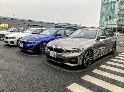 新型BMW3シリーズツーリングディーゼル試乗しました♪首都高試乗インプレッション!【BMW 320d xDrive Msport(G21)】