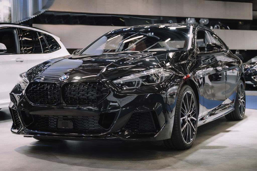 待望のBMW新型2シリーズグランクーペ「BMW M235i xDrive グランクーペ」の試乗が可能に!
