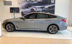 希少車BMW6シリーズグランツーリスモの展示車を拝見♪売れていない理由は?