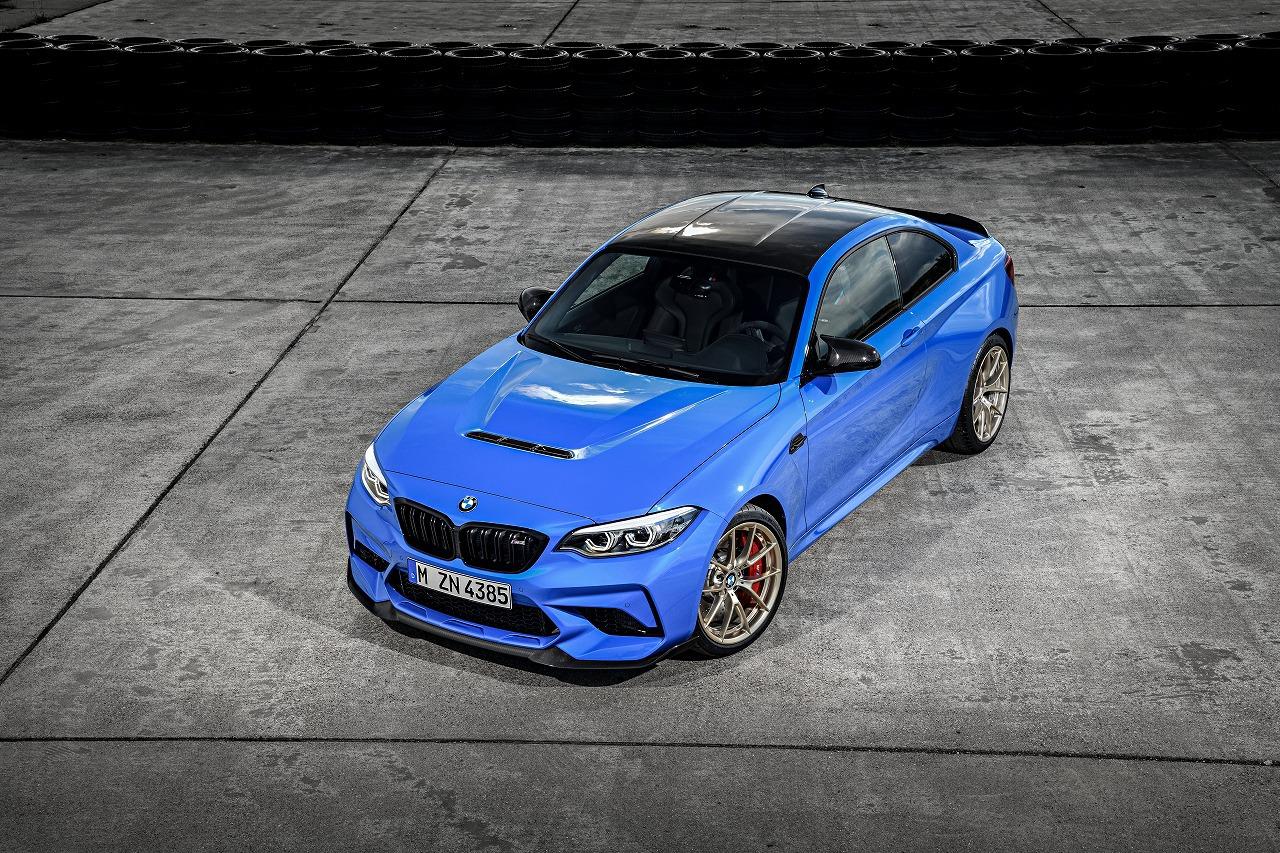 日本60台限定M2初のクラブ・スポーツ・モデル「新型BMW M2 CS」発表・発売&完売!