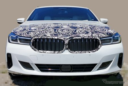 BMW6シリーズGTが5/27のワールドプレミア直前に改良新型市販モデルがリーク!?