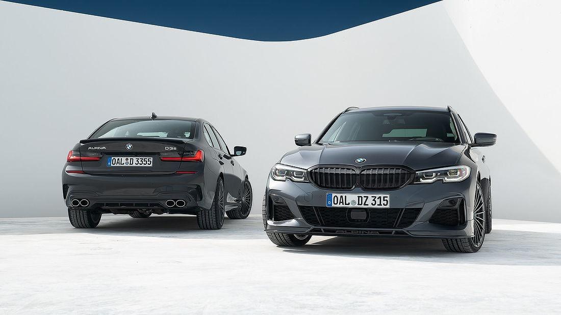 新型BMW3シリーズベースのALPINA D3 S(G20,G21)ディーゼルモデル発表!まさかのマイルドハイブリッド搭載!!