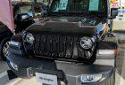 JEEPラングラーとレネゲードの展示車を見ました^^最近ジープが好調な要因は?