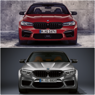 BMW改良新型M5(F90)発表も、LCI前と比較してデザインは退化!?