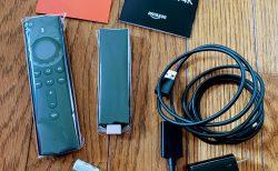 「5GHz帯」W53, W56に対応したAmazon「Fire TV Stick 4K」に買い替えました^^