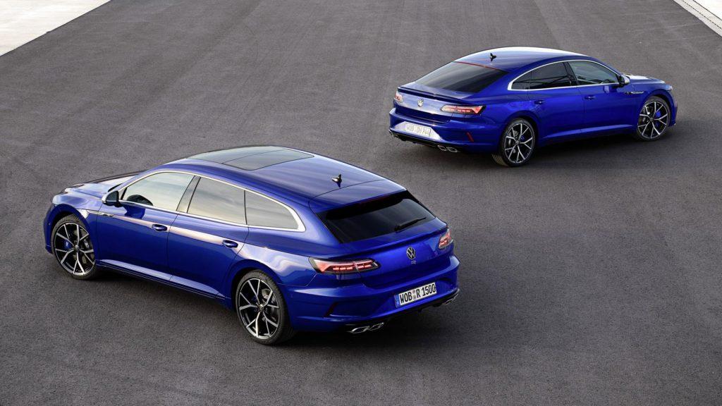 VW改良型新型「アルテオン」がワールドプレミア!「シューティングブレーク」や「アルテオンR」も追加!!