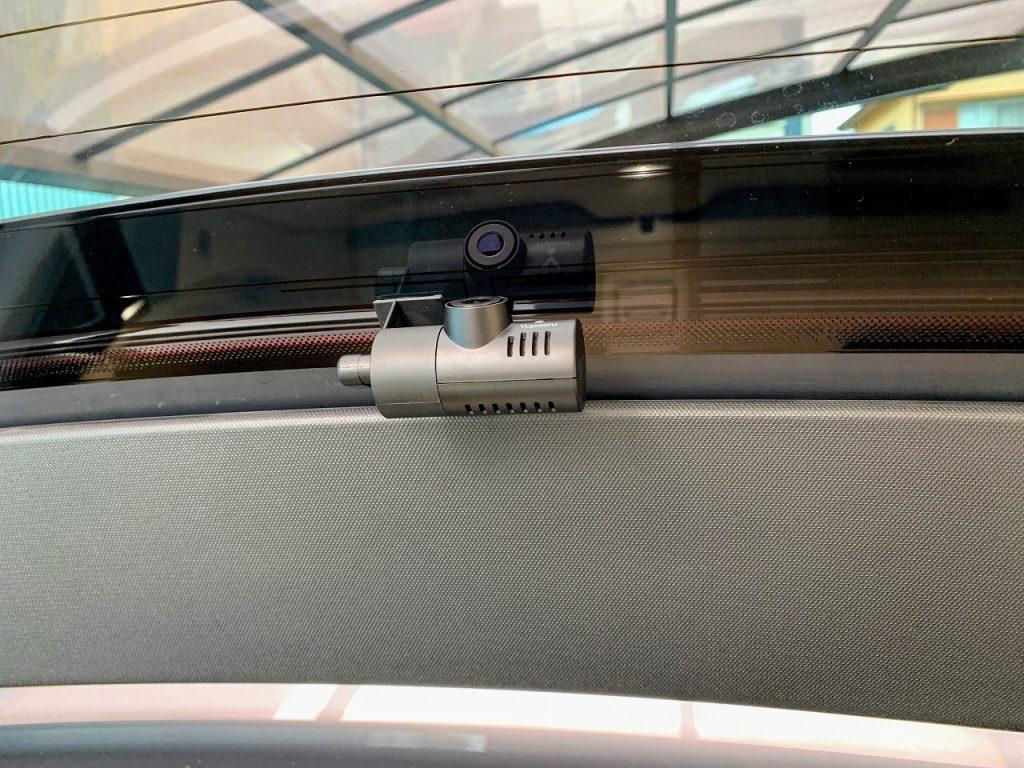 コスパ抜群!BMW G31に装着した「ユピテルDRY-TW8500d」前後2カメラドラレコレビュー!取付け位置など