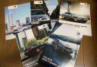 BMWの過去カタログを見ると当時の思い出が蘇りますね^^E87,E90,F10,F36など