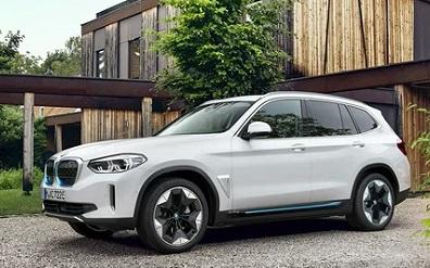 i3,i8に続くBMWの新型SUV EV「iX3」がワールドプレミア!!航続距離460km! 価格や発売日は?