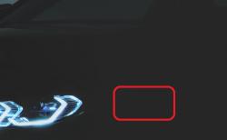 BMW新型M3(G80)M4(G82)のティザー写真になんと隠しメッセージ!!M3に「Nice Try」M4に「Nope」の文字が・・・