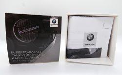 超レア!BMW純正M PERFORMANCEカーボンフィラーキャップがAmazonで発売中!