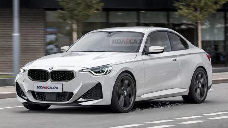 次期BMW新型2シリーズ・クーペ(G42)のリーク写真を元にした最新予想CGに萎える・・・