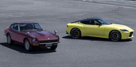 12年ぶりのフルモデルチェンジ!日産「新型フェアレディZ(プロトタイプ)」がワールドプレミア!デザインは初代S30型をオマージュ!
