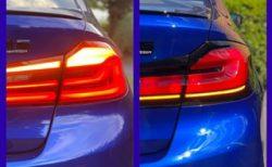 LCI前BMW5シリーズ(G30/F90)にLCIモデルのテールライトをレトロフィット!!