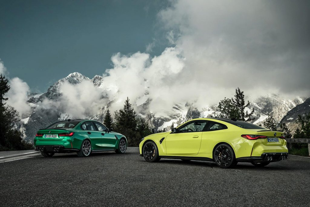 新型BMW M3(G80)M4(G82)がワールドプレミア前日に公式画像がリーク!?オフィシャルフォトぽい画像がredditに投稿されました^^;