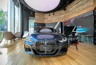 新型BMW4シリーズM440i xDriveクーペ(G22)の展示車をじっくりと見てiPhone12proで実車を撮影してきました^^外装・内装の写真レポート!【BMW GROUP TERRACE】