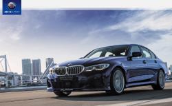 ニコルが新型BMW ALPINA B3 の試乗受付をネットで開始!!