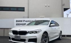 BMW6シリーズグランツーリスモ(G32)630iの2020年モデル極上中古車が500万切ってます・・・1年経たずに半額に><