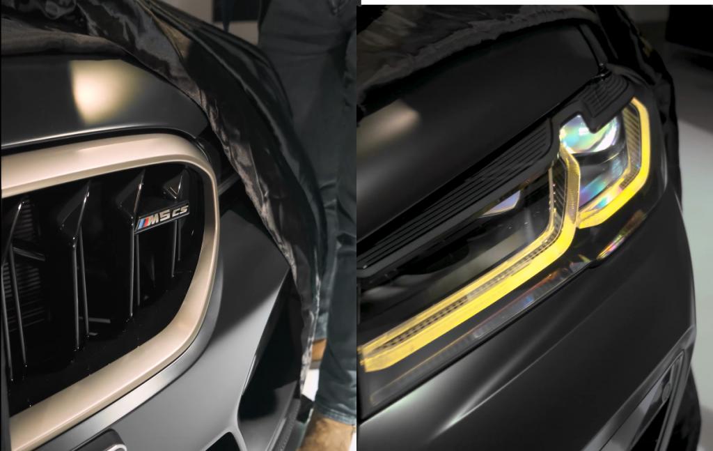 BMW最強セダン!2021年発売のBMW M5 CSクラブスポーツ(F90)をBMW M公式で初めてチラ見せ!