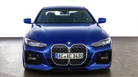 もう新型BMW4シリーズ(G22,G23)用エアロが登場!ACシュニッツァー製エアロパーツがかなりカッコいい!