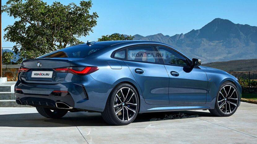 2021年発売される一番気になる車BMW新型4シリーズグランクーペ(G26)にはあの機能が無くなる!?