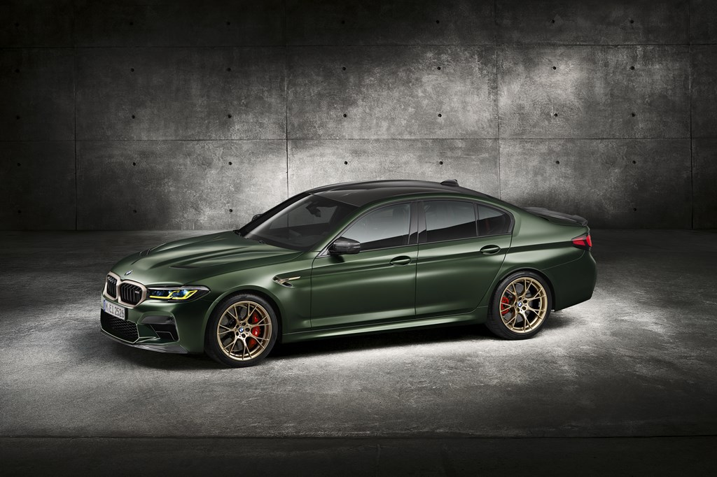 【BMWパワーウェイトレシオランキング2021】BMW M5CSが最強!BMWで唯一の3kg/ps切り!!
