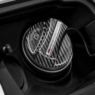 BMW純正///M PERFORMANCEカーボン・フィラーキャップが楽天で在庫あり(^^)