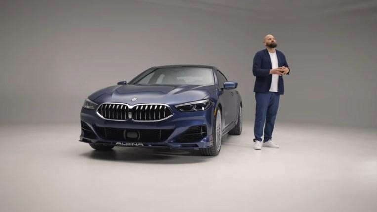 究極の一台BMWアルピナ「B8グランクーペ」がワールドプレミア!日本でもプレオーダー開始。価格は?