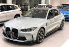 BMWの各ディーラーに待望のBMW新型「M3(G80)」「M4(G82)」展示車が続々と入庫中!