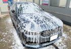 愛車BMW G31をセルフ手洗い洗車しました(^^)今年初洗車かも(^_^;)